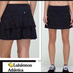 Lululemon Athletica Pace Setter Skirt/Skort (Tall)